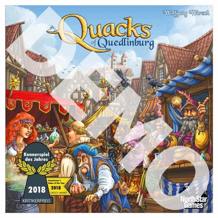 The Quacks of Quedlinburg DEMO