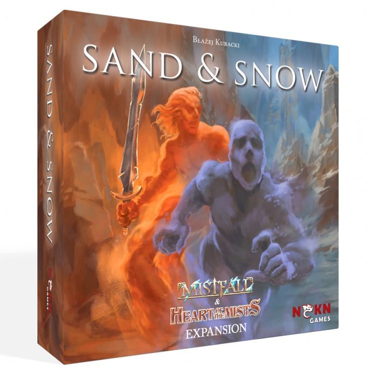 Mistfall Sand and Snow