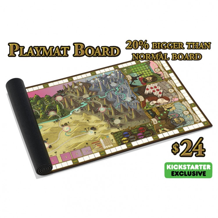 Play Mat: Feudum Board