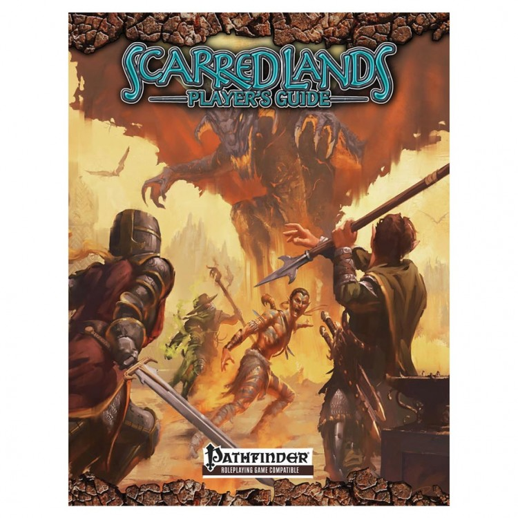 PFRPG: Scarred Lands Players Guide
