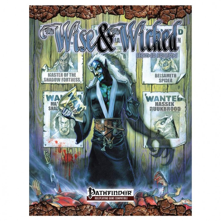 PFRPG: Scarred Lands Wise&Wicked 2nd Ed.