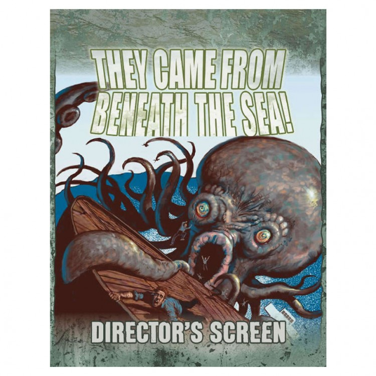 They Came From Beneath The Sea! Screen