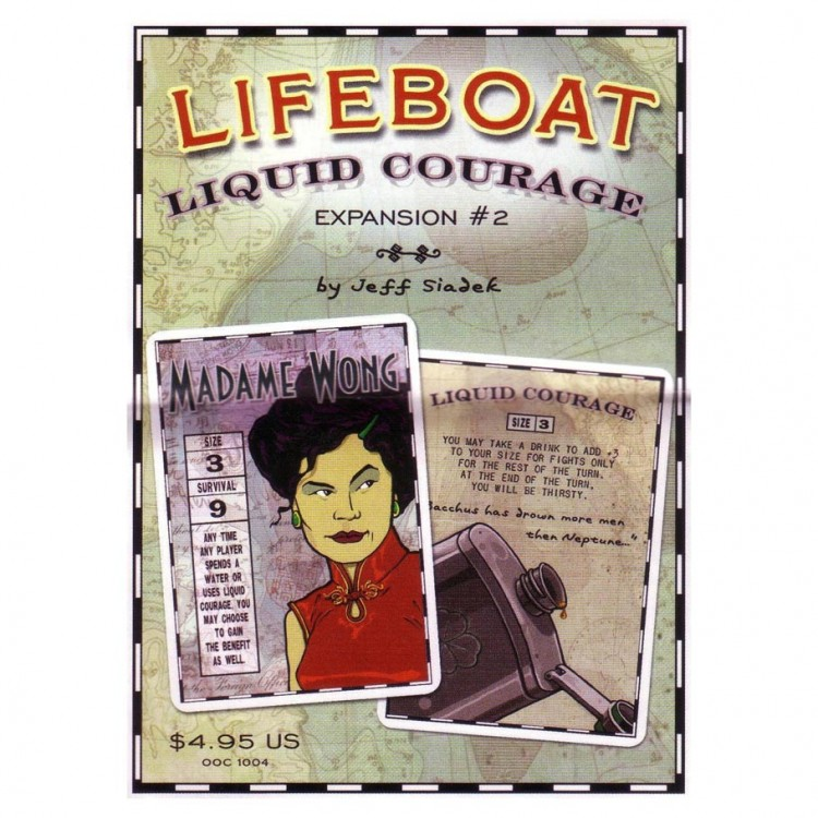 Lifeboat: Liquid Courage exp.