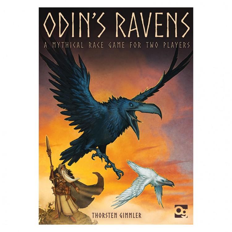 Odin's Ravens: A Mythical Race