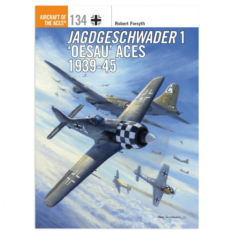 Jagdgeschwader 1 'Oesau' Aces