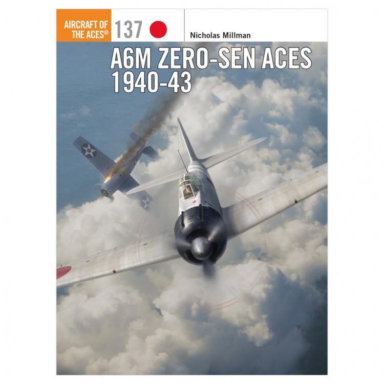 A6M Zero-sen Aces 1940-43