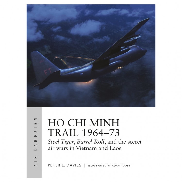 Ho Chi Minh Trail 1964–73