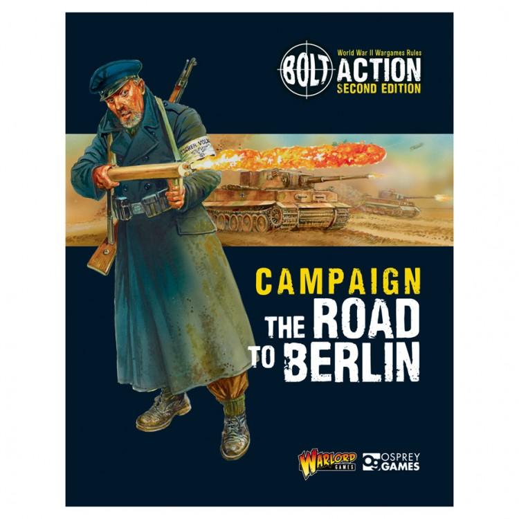 BA: Campaign: Road to Berlin