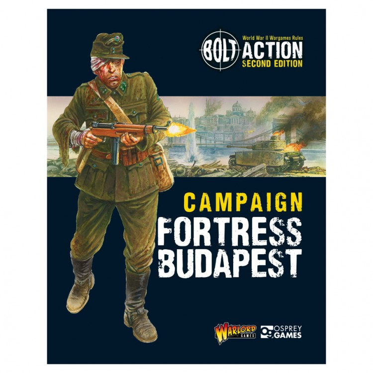 BA: Campaign: Fortress Budapest