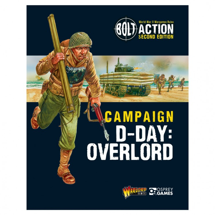 BA: Campaign: D-Day: Overlord