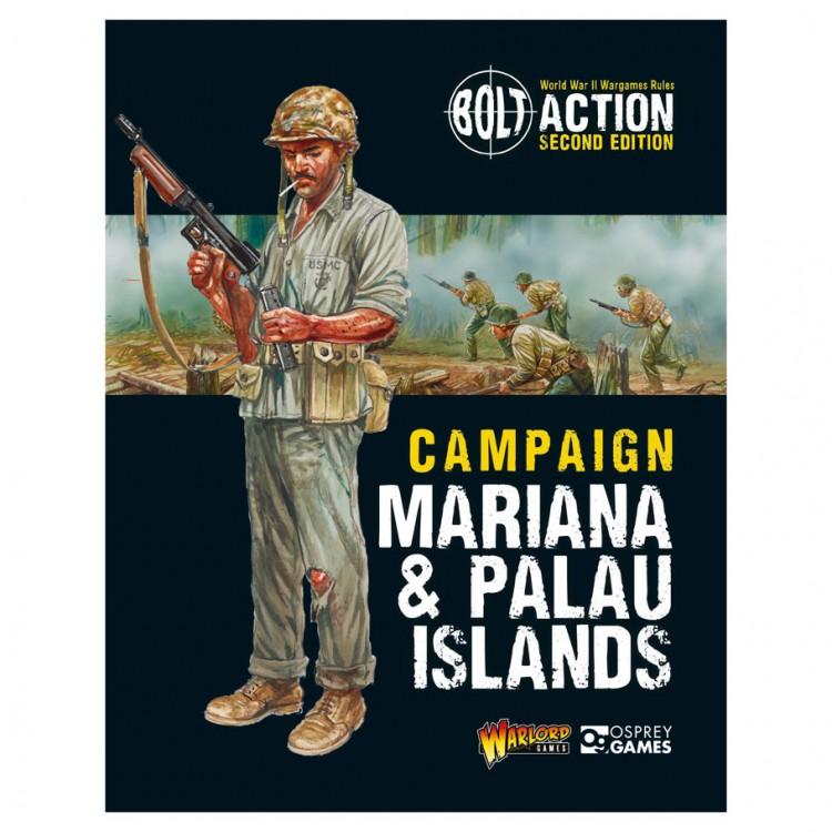 BA: Campaign: Mariana & Palau Islands