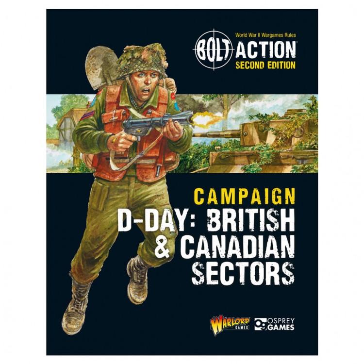 BA: Campaign: D-Day: British & Canada