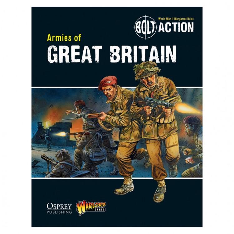 BA: Armies of Great Britain