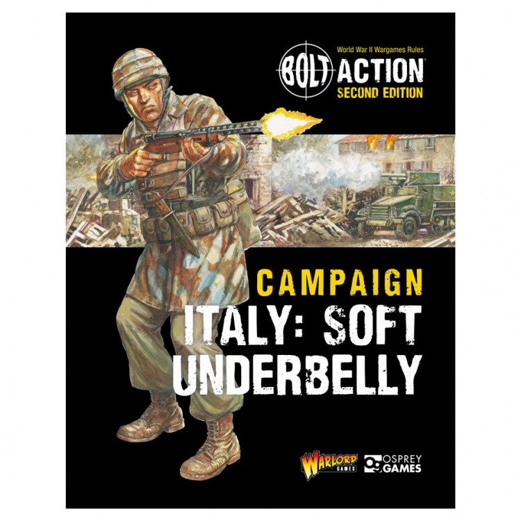 Bolt Action: Italy: Soft Underbelly