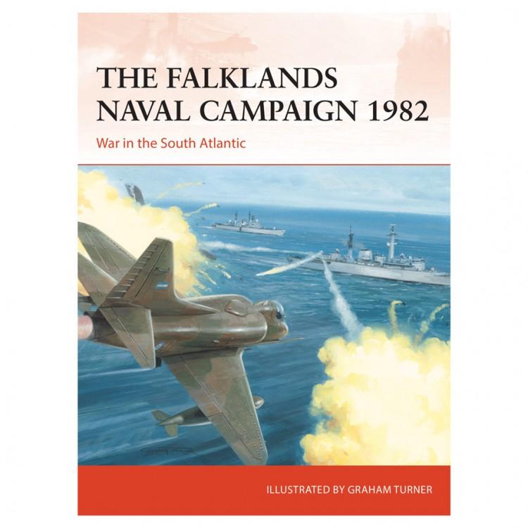 Falklands Naval Campaign 1982