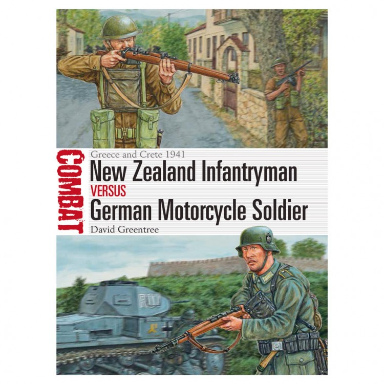 N.Zealand Inf. Vs German Motorcyle Sld