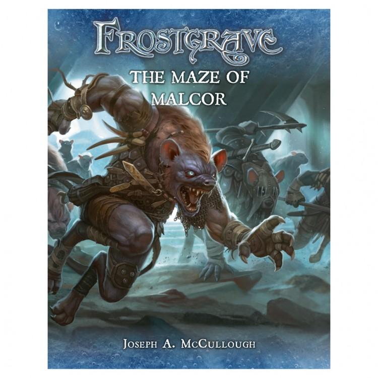 Frostgrave: The Maze of Malcor