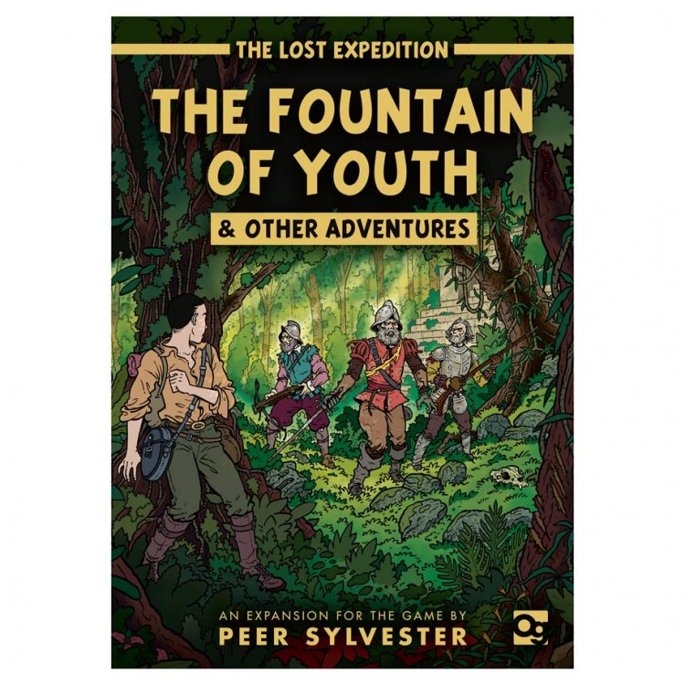 Lost Expedition: The Fountain of Youth