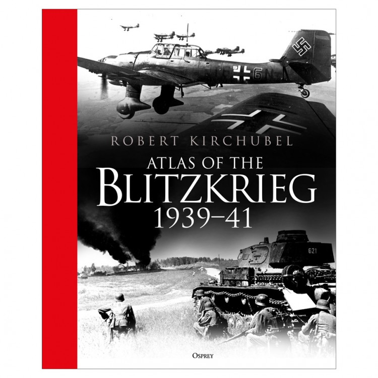 Atlas of the Blitzkrieg: 1939–41