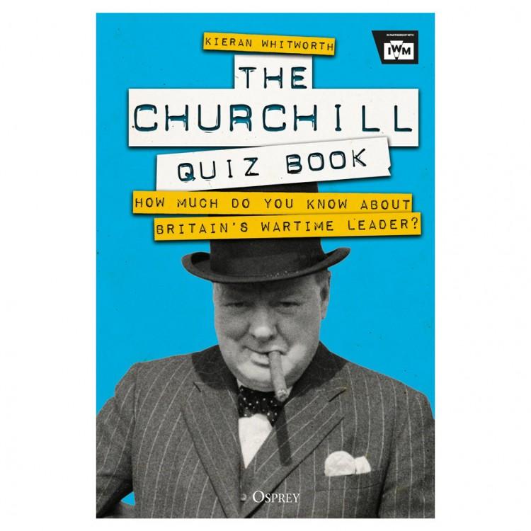 Churchill Quiz Book