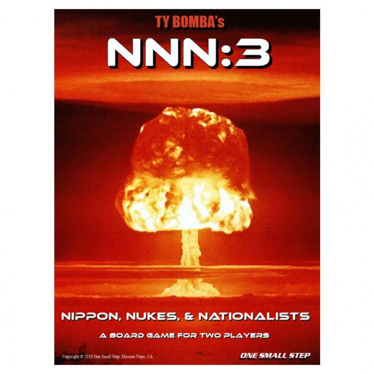 NNN3: Nippon, Nukes & Nationalists
