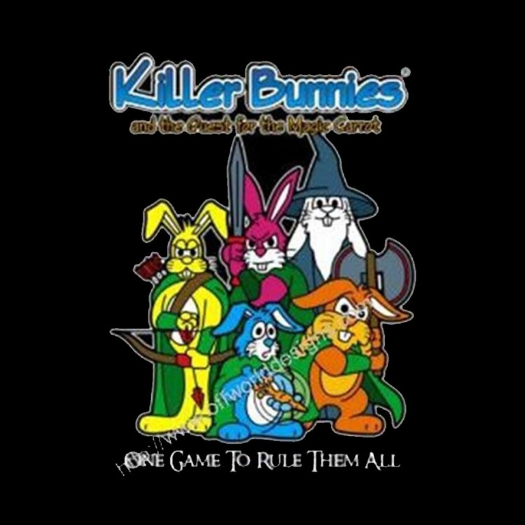 Lord o/t Bunnies (3X-Large)