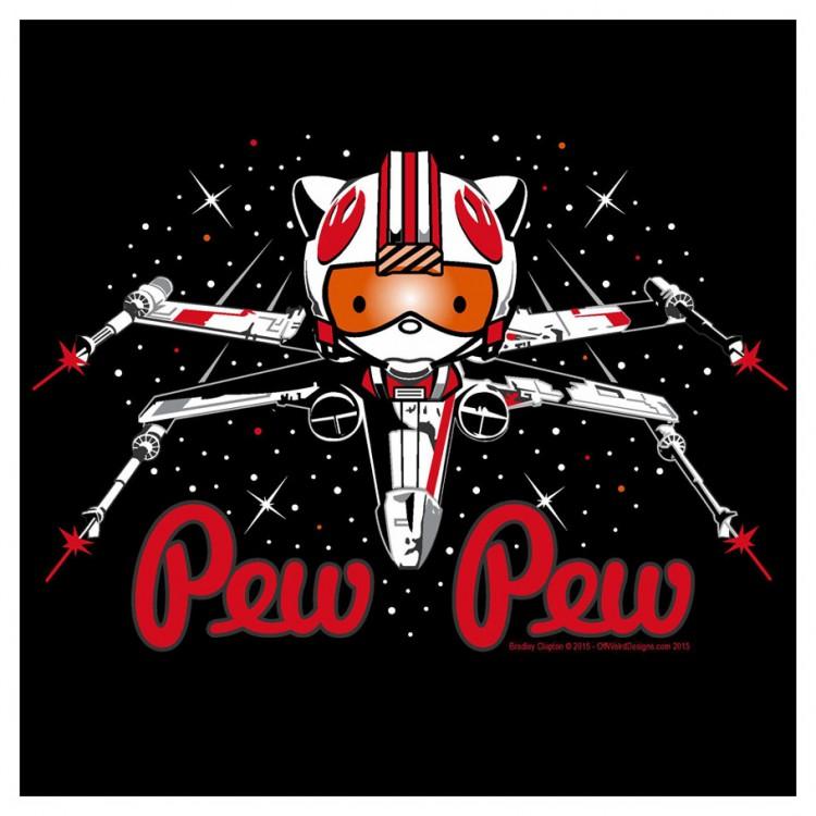 Pew Pew (3XL)