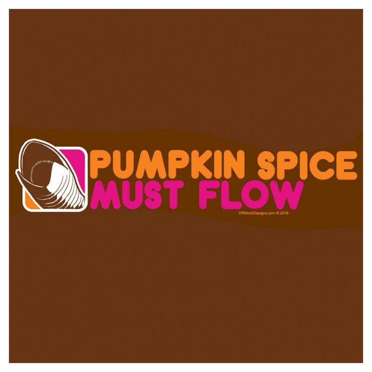 Pumpkin Spice (2XL)