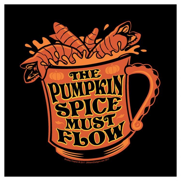 Pumpkin Spice Mug (3XL)