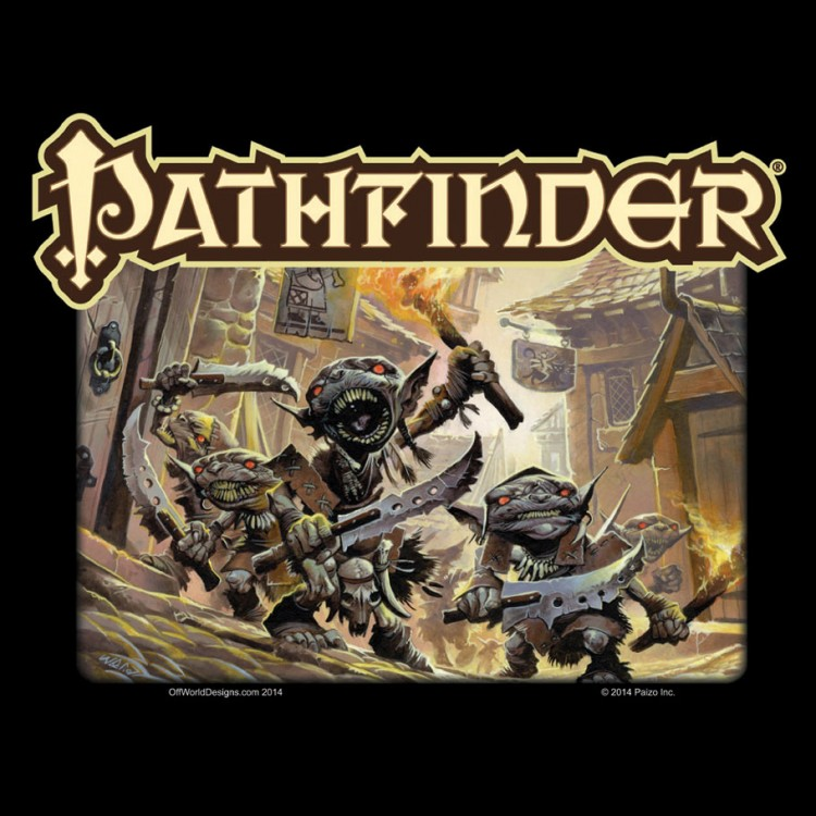 Pathfinder Burnt Offerings (3XL)