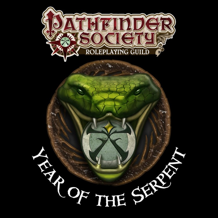 Pathfinder: Year of the Serpent (4XL)