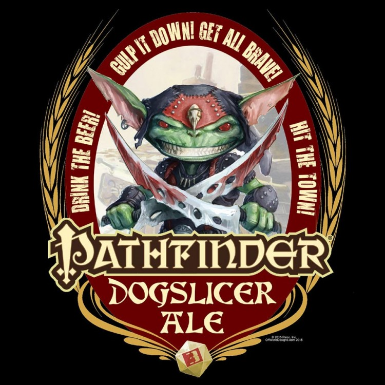 PF: Dogslicer Ale (4XL)