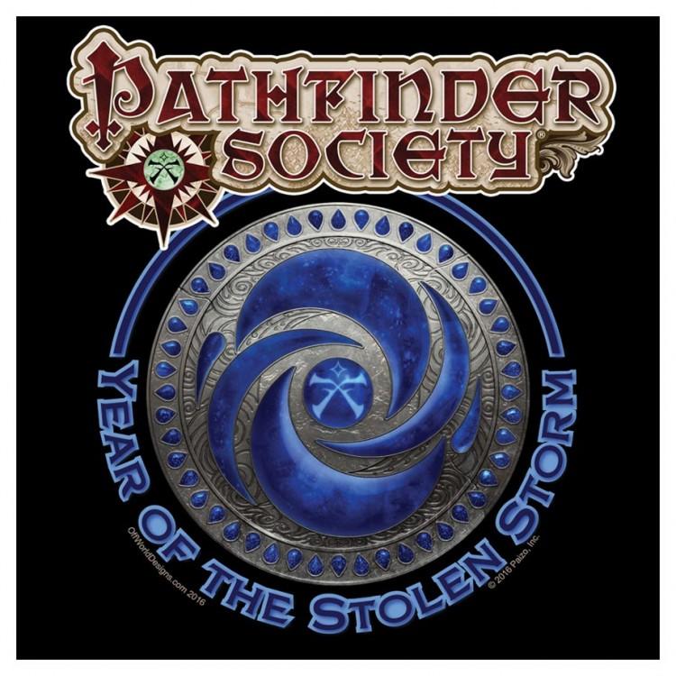 Pathfinder Year of the Stolen Storm (XL)