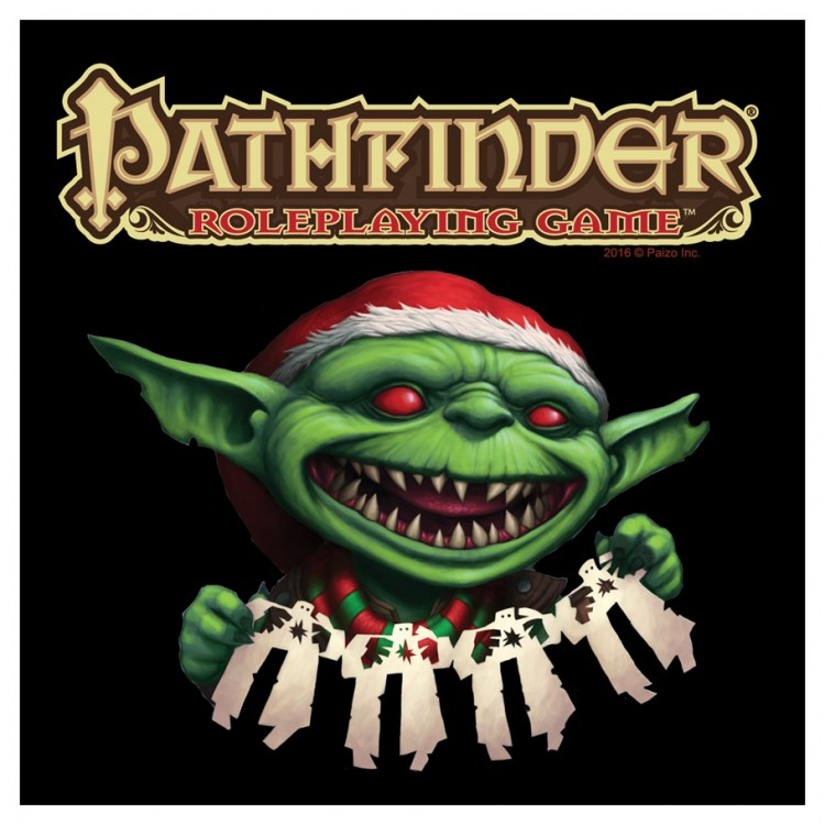 Pathfinder Goblin Holiday (4XL)