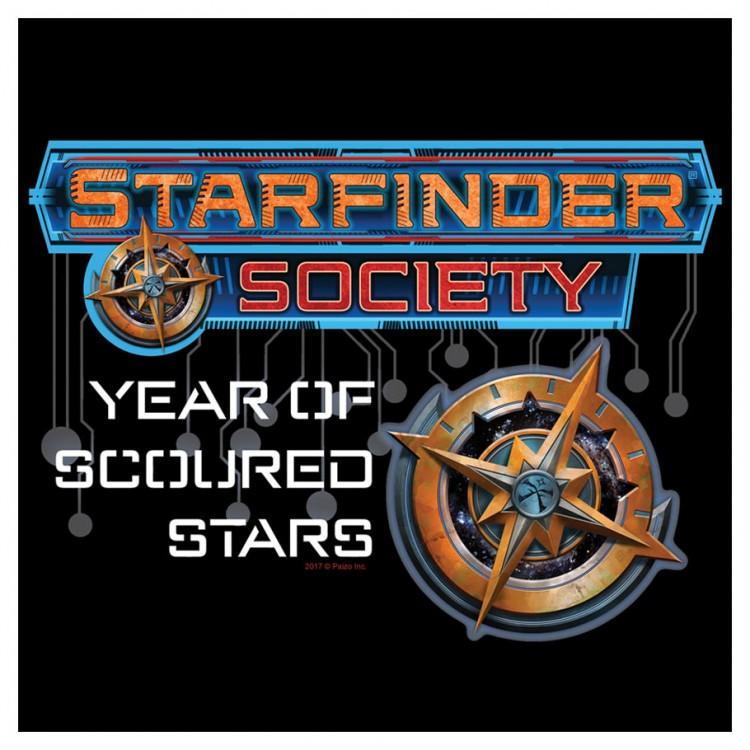 SFS Year of Scoured Stars (3XL)