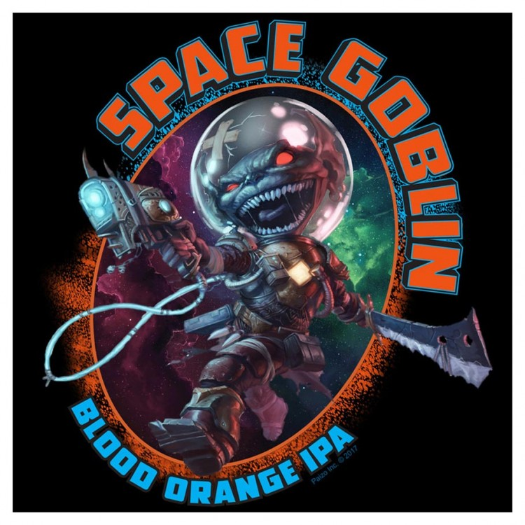 Starfinder Blood Orange IPA (M)