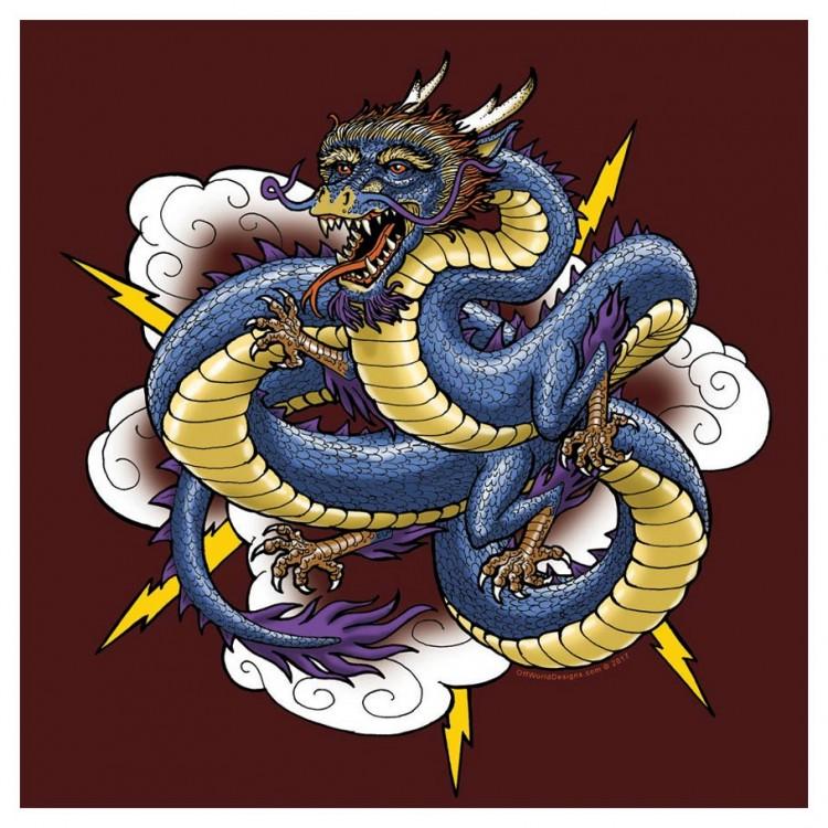 Imperial Dragon (3XL)