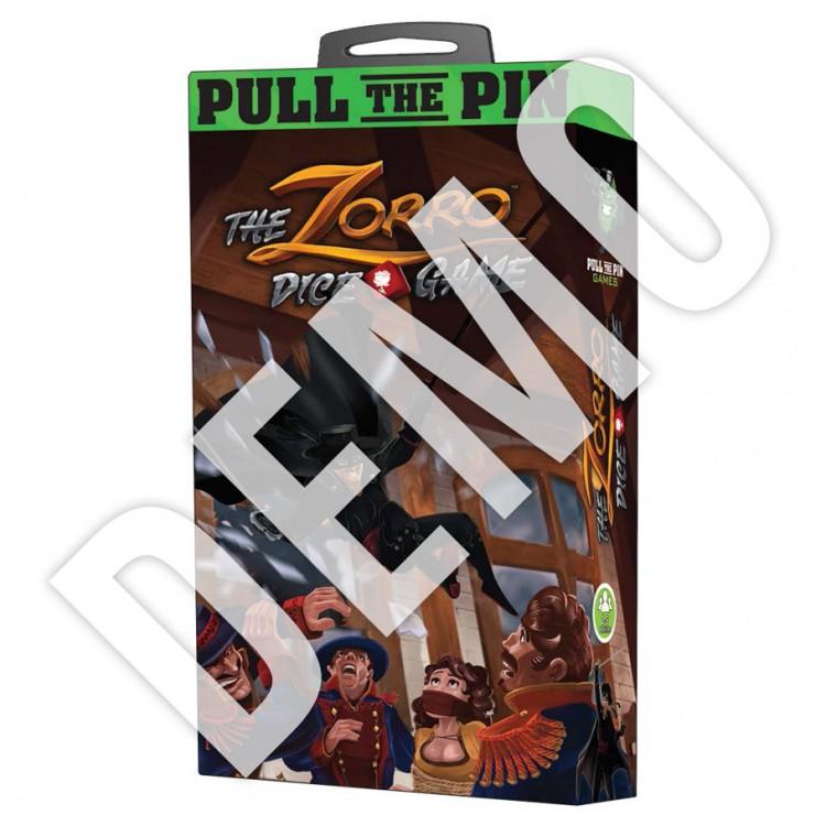 The Zorro Dice Game DEMO