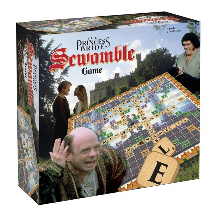 Princess Bride: Scwamble