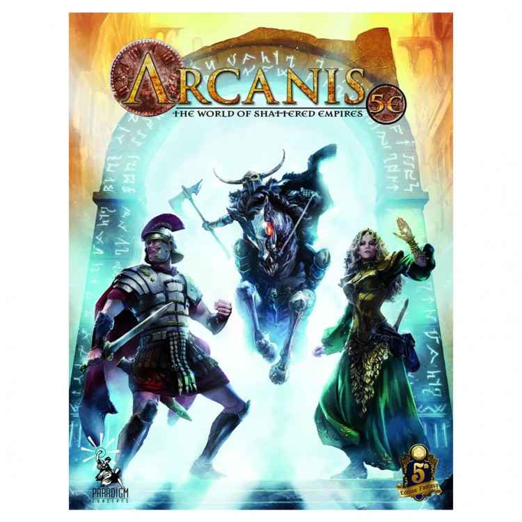 Arcanis 5E Campaign Setting