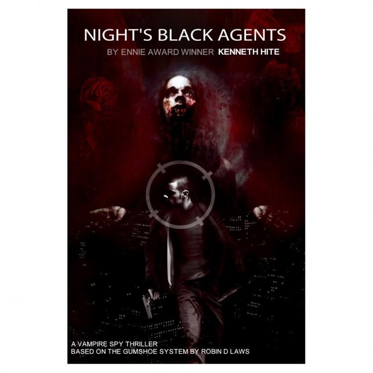 Gumshoe: Nights Black Agents