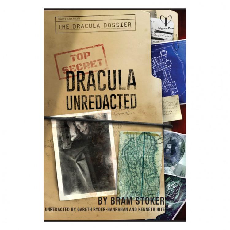 Night Black Agent:Dracula Unredacted(HC)