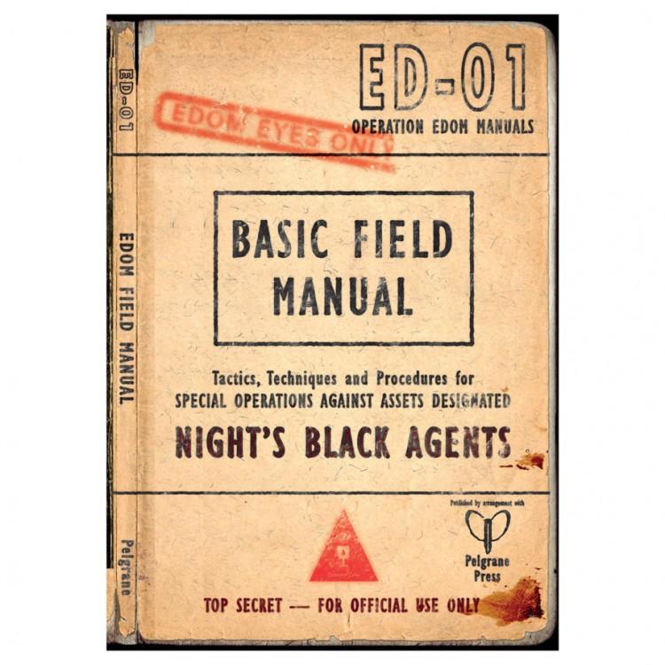 Nights Black Agent: Edom Field Manual