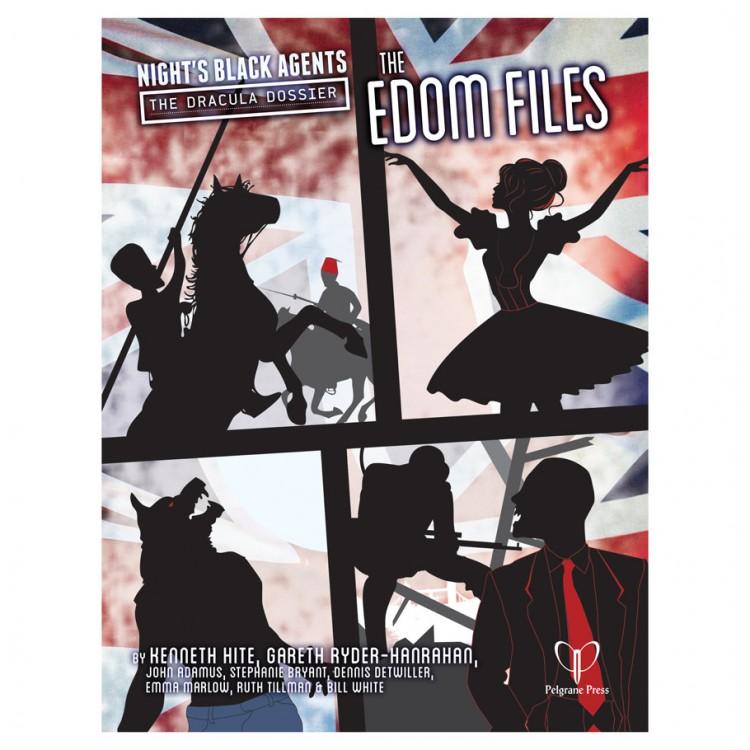 Night's Black Agents: The Edom Files