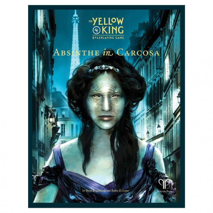 The Yellow King: Absinthe in Carcosa