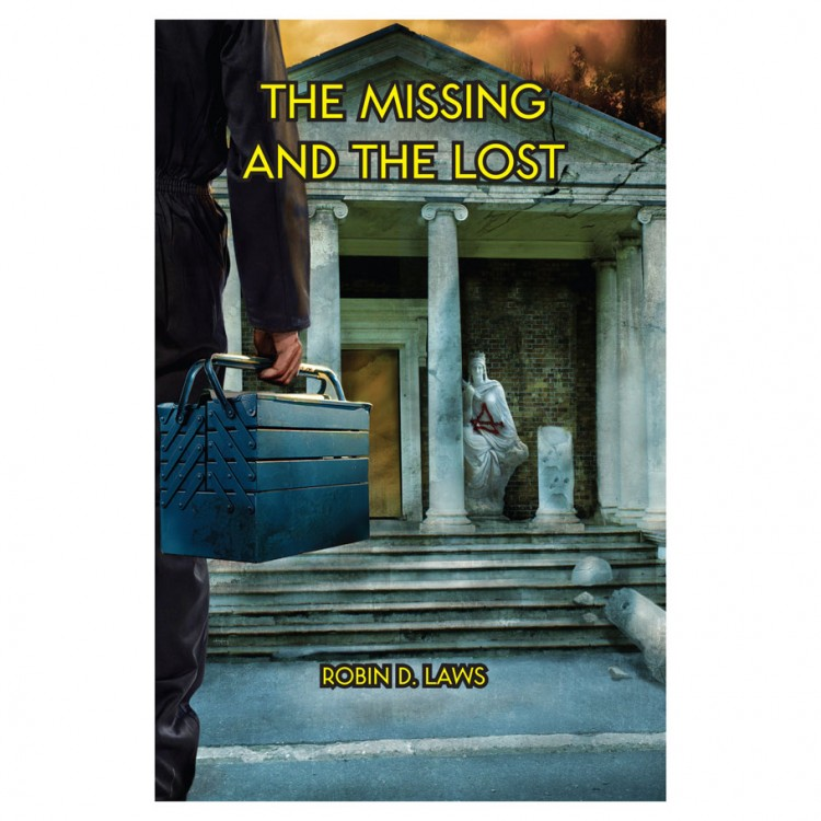 Yellow King RPG: The Missing & the Lost