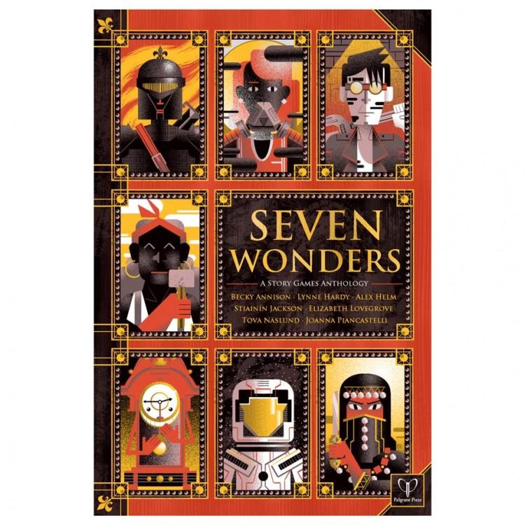 Seven Wonders - 7 Storyteller RPGs