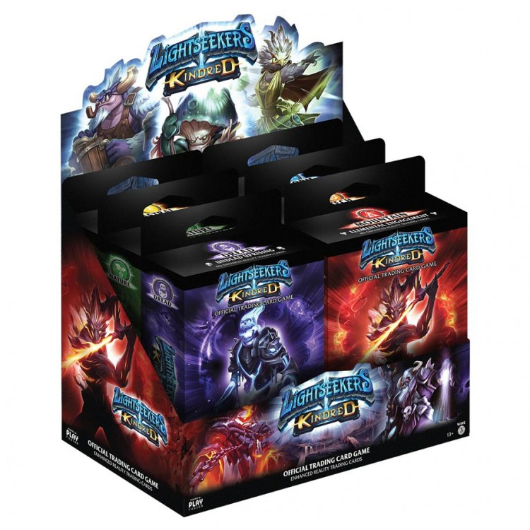 LS: Kindred: Constructed Deck Display