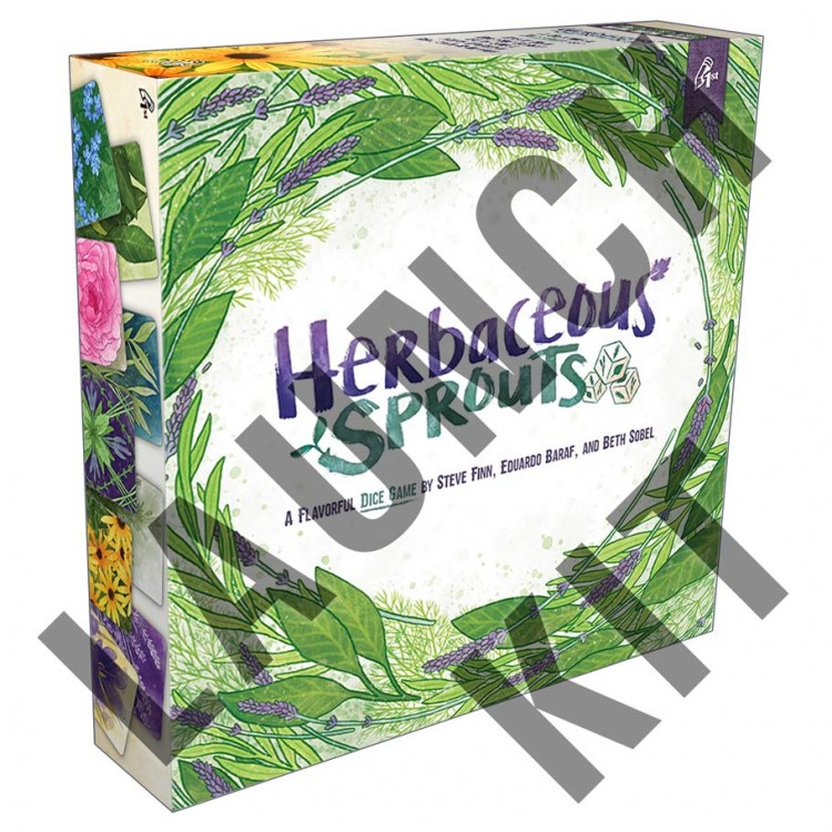 Herbaceous Sprouts Launch Kit