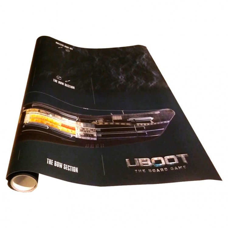 U-Boot: Play Mat: Latex Giant